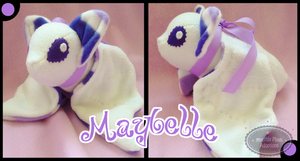 Little Litters - Maybelle - Plush by Sparkle-And-Sunshine