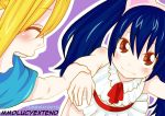 Lucy and Wendy - Bonding Time by yummypatootie