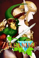Zeldanime Project - Cover 01 by OniChild