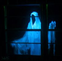 Someone's at the Window by OrestesGraphics