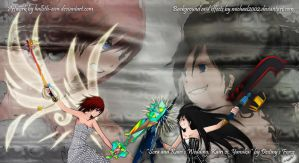 Collab: Kairi vs. Yamikai by x-Destinys-Force-x