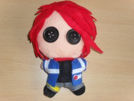 Party Poison plushie by mollytheimmortal