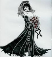 Gothic Bride by Sevester