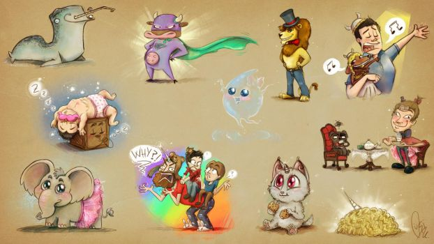 Scribbling With Netty 7. by ScribbleNetty