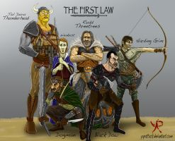 First Law: Most Dangerous Men in the North by YapAttack