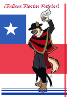 Felices Fiestas Patrias by Svtx