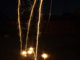Ideas and Tests  Light Painting 004 by shamanau