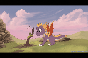 .:Meeting Sparx:. by Ityrane