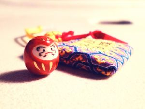 Lucky Japan by Ninelyn