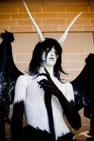 EXPCon 2011 - Bleach | Ulquiorra by elysiagriffin