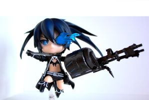 Black Rock Shooter TV Animation Ver. Nendoroid 2 by 3moBunni