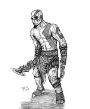 Kratos - sketch