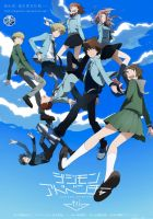Digimon Adventure Tri Official Poster by Satoshi25