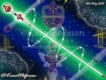 To Heal Galaxia with the Moon Power Tiare by KarolHofman
