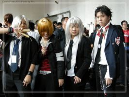 KHR Cosplay -CF'07- by Kuu-chan