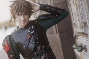 Hiccup COSPLAY- How to Train Your Dragon 2 HTTYD2 by lowlightneon