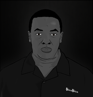 Dr.Dre vector by MrRokas