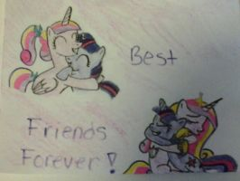 Best friends forever by sweetiebelle44