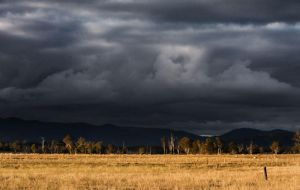 Storm Along The Ranges by eye-of-tom