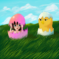 Late Late Easter is Late by FakingMe