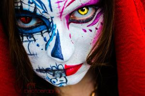 two faced red riding hood by NathiConcepts