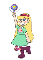 Star Butterfly by Admin2845