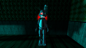 Nightmare Toy Bonnie Version.3 (Finally) by Saneron6