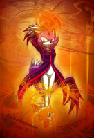Oracle of Fire by FireWithinMidnight