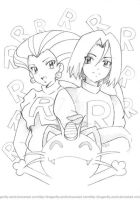 Team Rocket 02 by dragonfly-world