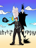 Shinigami CHHOOoopp by xenocracy