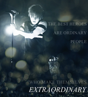 Gerard Way, the best heroes by 333Miami333