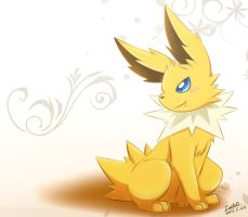 jolteon by ffxazq