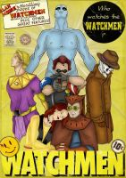 Who Watches the Watchmen by Ciro1984