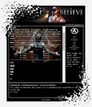 Criss Angel Journal Skin V2 [RE UPLOAD] by SketchyRae