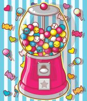 Gumball A Wonderful by marywinkler