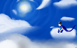 John Egbert Wallpaper by KittyJohn