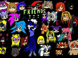 Fwends by hchic4life
