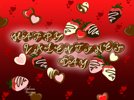 Share the Sweetness, Share the Love - Valentines by ColorfulArtist86