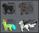 Draw-to-Adopt Game Themed -Closed- by S-L-U-G-S