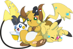 The Chus by Quila-Quila
