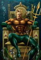 Aquaman (colors) by FantasticMystery