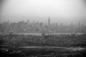 NY - from the sky by Cestmann