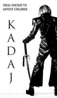 Kadaj - Shadow of the Master by kazex