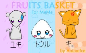 Fruits Basket by AnimeIce