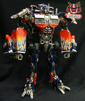 LEADER CLASS TF DOTM ULTIMATE PRIME 08 by wongjoe82