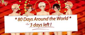 Aph: Day 3 by SinfulHime
