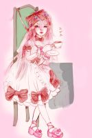 .Tea Time by Yushimi
