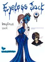 another eyeless jack inspired look by NENEBUBBLEELOVER