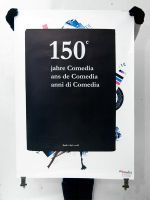 150 Jahre comedia by gustaf-pinsel