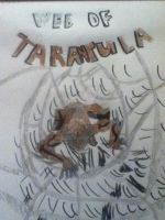 Web Of The Tarantula Cover by Oracledk